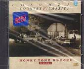 Columbia Country Classics Volume 2: Honky Tonk Heroes CD Cover Art