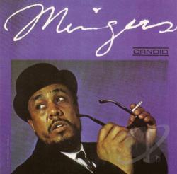 Mingus, Charles - Mingus! CD Cover Art
