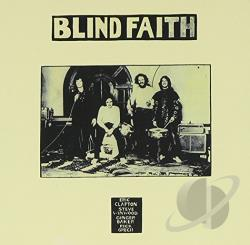 Blind Faith - Blind Faith CD Cover Art