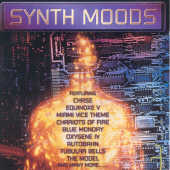 Moog Masters - Synth Moods CD Cover Art