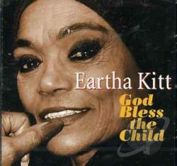 Kitt, Eartha - God Bless the Child CD Cover Art
