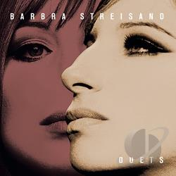 Streisand, Barbra - Duets CD Cover Art