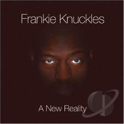 Knuckles, Frankie - New Reality CD Cover Art