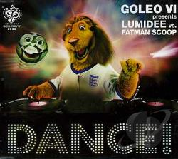 GOLEO VI PRESENTS LUMIDEE VS FA - Dance DS Cover Art