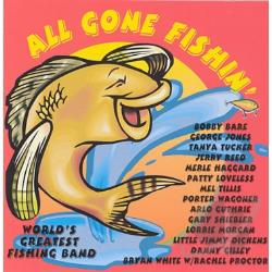 All Gone Fishin' CD Cover Art