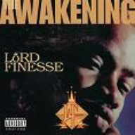 Lord Finesse - Awakeningan CD Cover Art