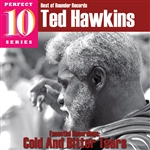 Hawkins, Ted - Cold and Bitter Tears: Essential Recordings CD Cover Art