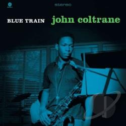 Coltrane, John - Blue Train LP Cover Art
