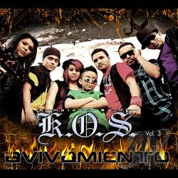 K-os - Avivamiento CD Cover Art