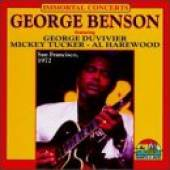 Benson, George - San Francisco-1972 CD Cover Art