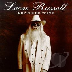 Russell,Leon - Retrospective CD Cover Art