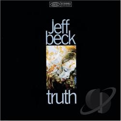 Beck, Jeff - Truth CD Cover Art