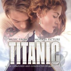 Horner, James - Titanic CD Cover Art