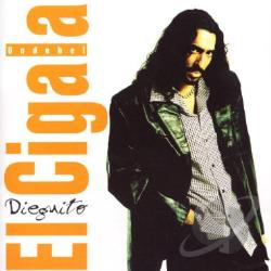 Diego El Cigala - Undebel CD Cover Art