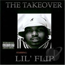 Lil' Flip - Takeover CD Cover Art