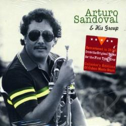 Sandoval, Arturo - And His Group CD Cover Art