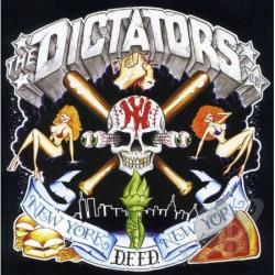 Dictators - D F F D CD Cover Art