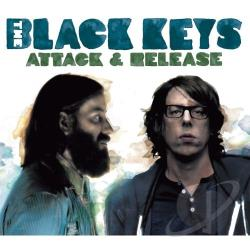 Black Keys - Attack & Release-Deluxe CD Cover Art