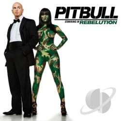 Pitbull - Rebelution CD Cover Art