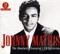 Mathis, Johnny - Absolutely Essential 3 CD Collection CD Cover Art