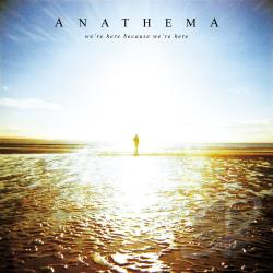 Anathema - We're Here Because We're Here CD Cover Art
