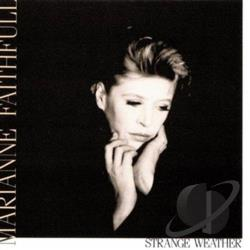 Faithfull, Marianne - Strange Weather LP Cover Art