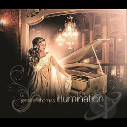 Thomas, Jennifer - Illumination CD Cover Art