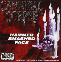 Cannibal Corpse - Hammer Smashed Face DS Cover Art