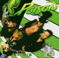 Poison - Power to the People CD Cover Art