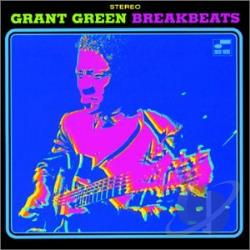 Green, Grant - Blue Breakbeats CD Cover Art