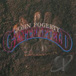 Fogerty, John - Centerfield CD Cover Art