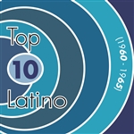 Top 10 Latino 1960-1965 CD Cover Art