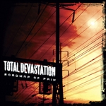 Total Devastation - Roadmap of Pain CD Cover Art