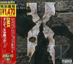 Dmx - And Then There Was X CD Cover Art