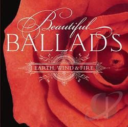 Earth, Wind & Fire - Beautiful Ballads CD Cover Art