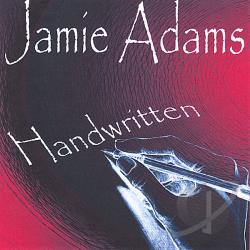 Adams, Jamie - Handwritten CD Cover Art