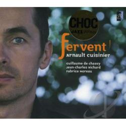 Cuisinier, Arnault - Fervent CD Cover Art