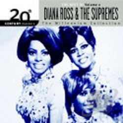 Supremes - 20th Century Masters - The Millennium Collection: The Best of Diana Ross & Supremes,V 2 CD Cover Art