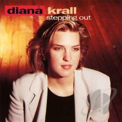 Krall, Diana - Stepping Out CD Cover Art