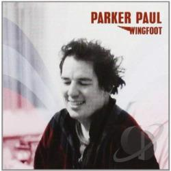 Paul, Parker - Wingfoot CD Cover Art