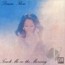 Ross, Diana - Touch Me in the Morning CD Cover Art