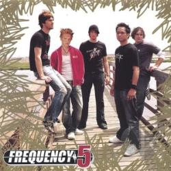 Frequency5 - Lifes A Little Messy CD Cover Art