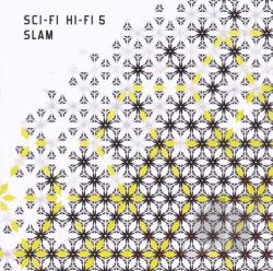 Slam - Sci Fi Hi Fi, Vol. 5 CD Cover Art