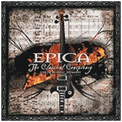Epica - Classical Conspiracy CD Cover Art