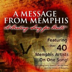 Message from Memphis: A Healing Song for Haiti CD Cover Art