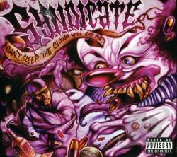 Syndicate Villain - Can't Sleep the Clown Will Eat Me CD Cover Art
