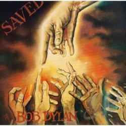 Dylan, Bob - Saved CD Cover Art