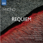 Choeur De Radio France / Inbal / Lancino / Murphy - Thierry Lancino: Requiem CD Cover Art