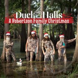 Robertsons - Duck the Halls: A Robertson Family Christmas CD Cover Art