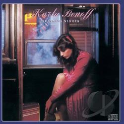 Bonoff, Karla - Restless Nights CD Cover Art